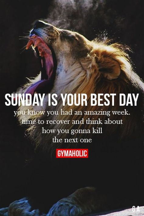 6 Sunday Fitness Motivational Quotes Train Hard Gym Quotes