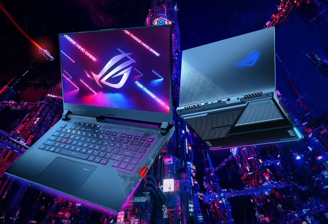 Asus ROG Strix Scar 15 G533QS R938D6T-O, Laptop Gaming Spek Dewa dengan GeForce RTX 3080