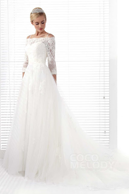 http://www.cocomelody.com/glamorous-a-line-spaghetti-strap-chapel-train-lace-wedding-dress-alb12282.html