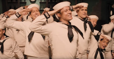 Channing Tatum Hail Caesar sailors film coen brothers Burt Gurney joel ethan