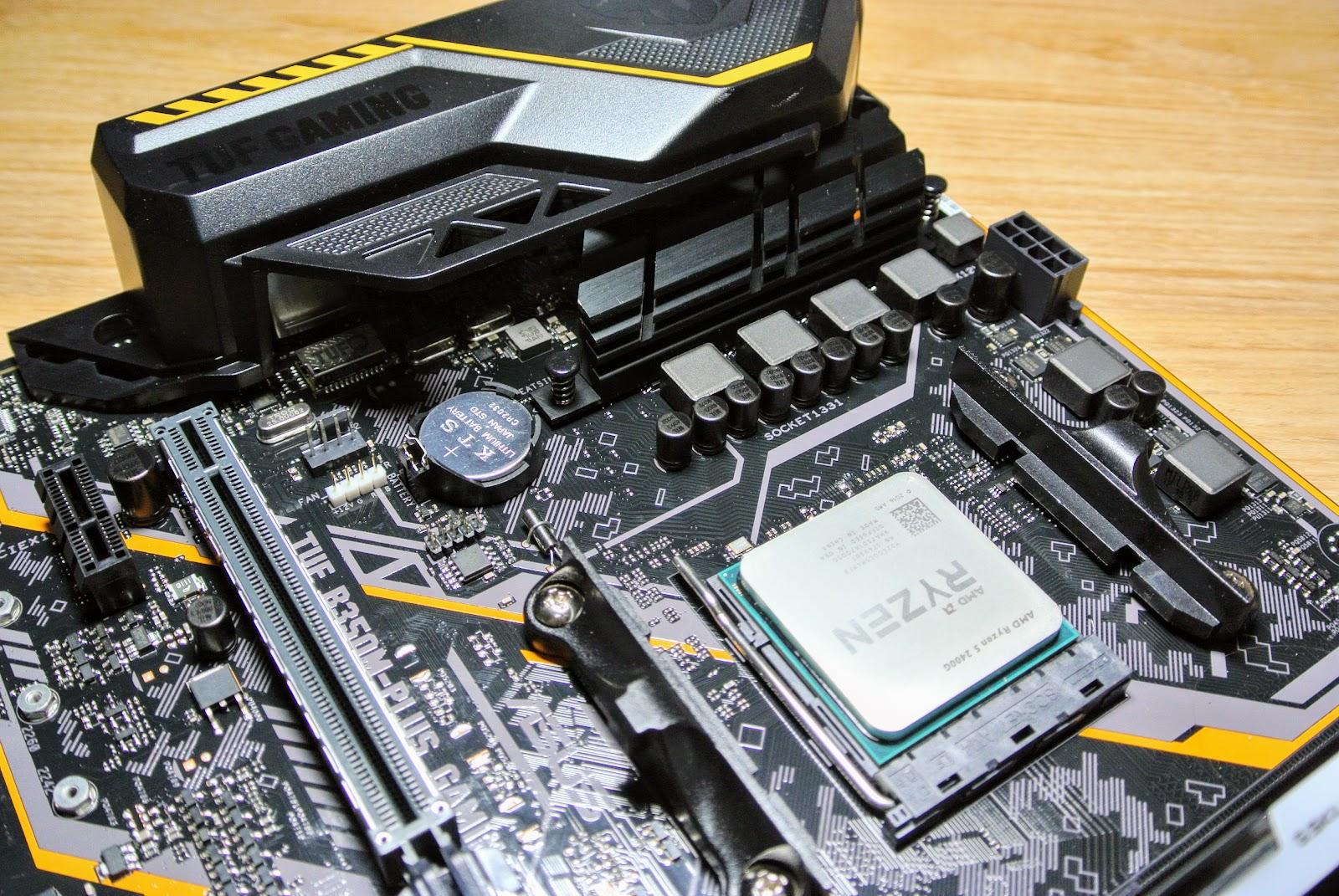 【心得】UNIKO - R5-2400G & R3-2200G 輕開箱 輕測試 @電腦應用綜合討論 哈啦板 - 巴哈姆特