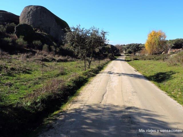 Senderismo, Monumento Natural, Barruecos