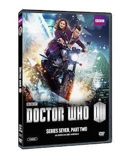 DVD Review - Doctor Who: Series Seven, Part Two