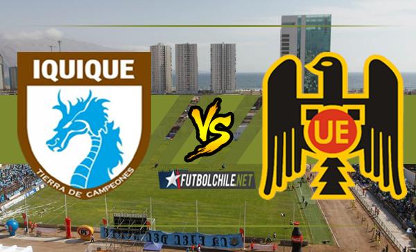Deportes Iquique vs Unión Española