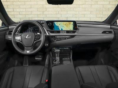 2020 Lexus ES Review, Specs, Price