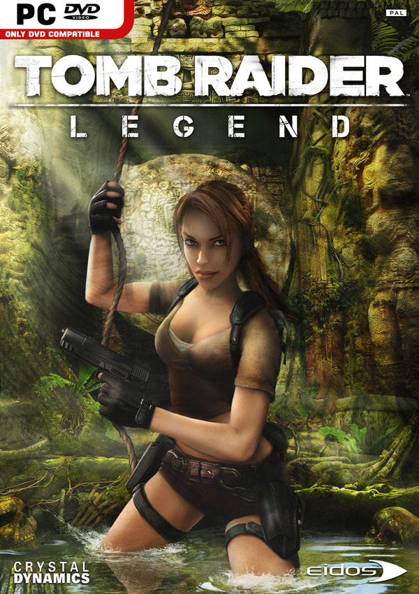 Tomb Raider Legend Download Cover Free Game