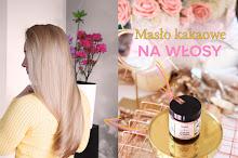 Masło kakaowe na włosy | Jak działa i do jakich włosów się nadaje?