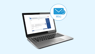 Convert MSG file to HTML