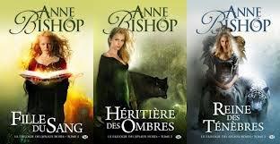 La trilogie des joyaux noirs de Anne Bishop