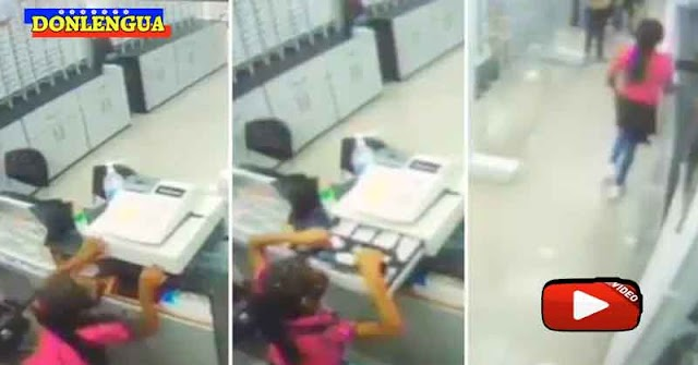 La Niña Ladrona hace furor en Anzoátegui y genera el terror con su video