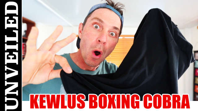 Kewlus Boxing Cobra Unveiled