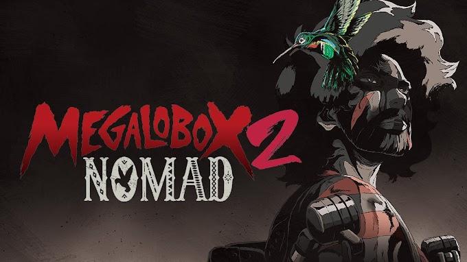 Nomad: Megalo Box 2 [13/13] [Sub Español] [12/13] [Latino] por [Mega] [Mediafire]