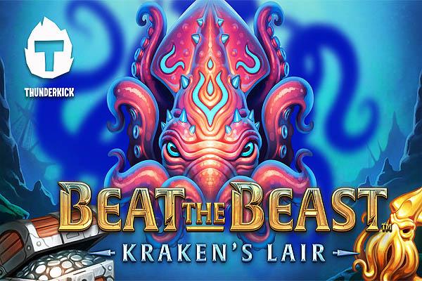 Main Gratis Slot Beat the Beast Kraken's Lair (Thunderkick)