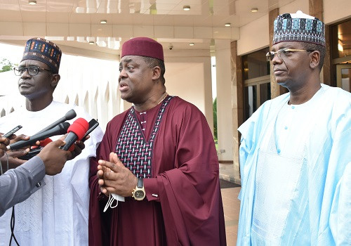 FFK says he was led by the spirit to defect from PDP to APC