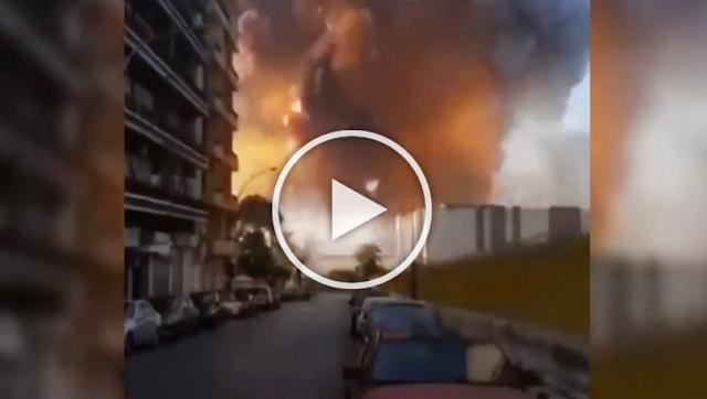 Ngeri! Ledakan Maha Dahsyat Hantam Libanon, 78 Orang Meninggal Dunia, 4000 Terluka Parah, 1 Korban dari Indonesia