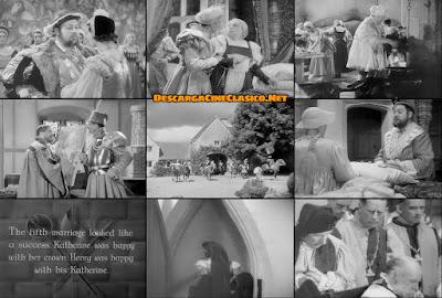 La vida privada de Enrique VIII (1933) - Capturas