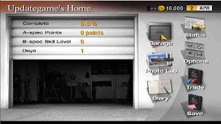 garage game gran turismo 4