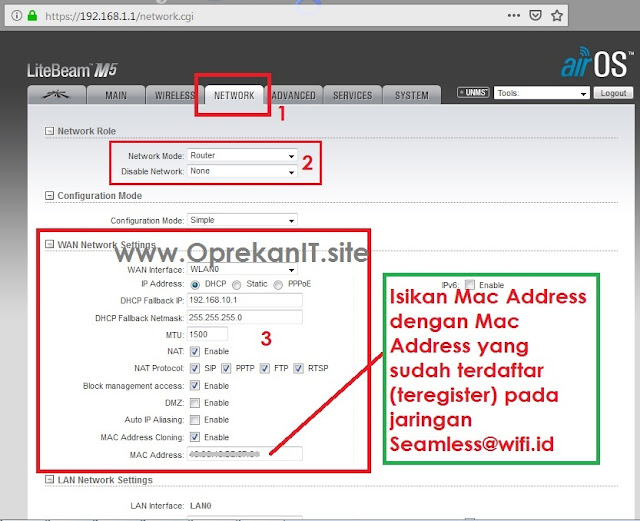 #Seamless, #Seamless@wifi.id, #Wifi.id, Nembak Seamless, Nembak Seamless wifi.id, Dengan Mudah Nembak Jaringan Seamless wifi.id, Mengganti Mac Address Perangkat Seamless Wifi.id