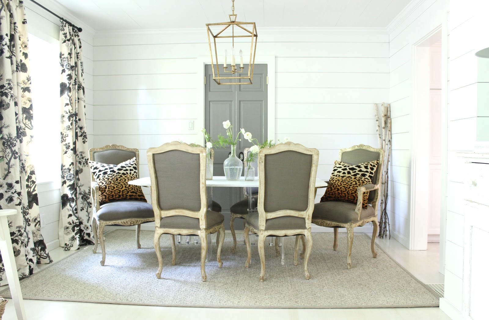 Simple details my five favorites decorating for spring for My dining room