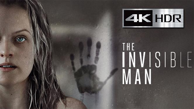 El Hombre Invisible (2020) 4K UHD [HDR] Latino-Ingles