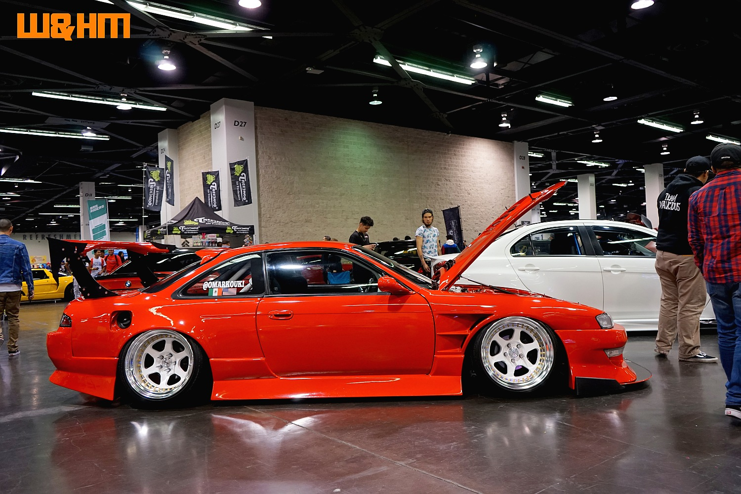7f65d1cc1fa6 Wheels and Heels Magazine Cars   OMARKOUKI Red Hot Cool Ride Show ...