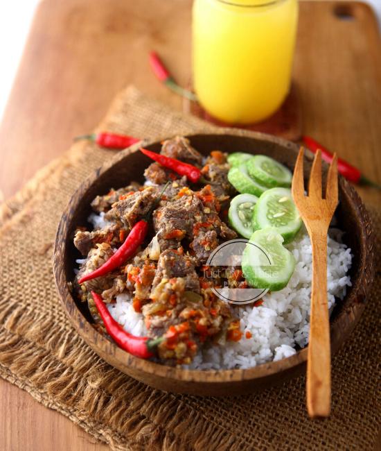 Resep Tumis Daging Cabai Rawit