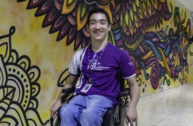 Dell e IOS abrem 45 vagas do curso profissionalizante gratuito para pessoas com deficiência