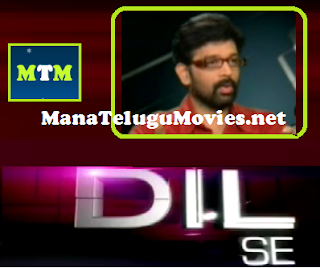 J.D.Chakravarthy in Dil Se with Swapna