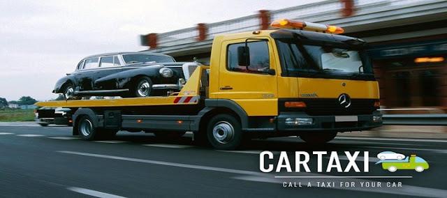 CarTaxi Solusi Cepat Untuk Menderek Kendaraan Anda Yang Bermasalah