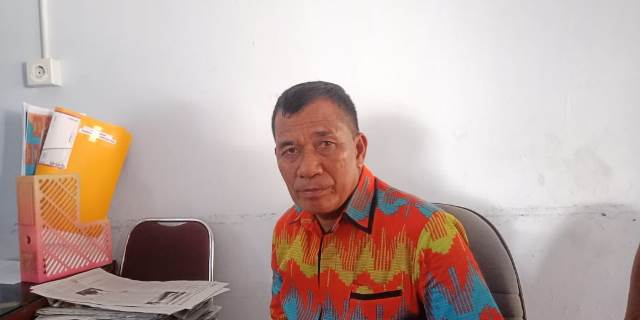 Sekretaris DPC Hanura Kabupaten Bima, H Abdurahman