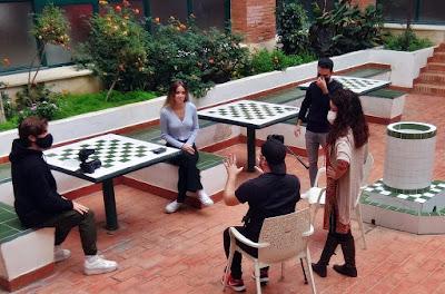 CFGS Proyectos de Edificación, Málaga