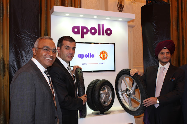 Apollo Tyres Invades The Two-Wheeler Tyre Market