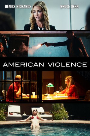 Poster American Violence 2017