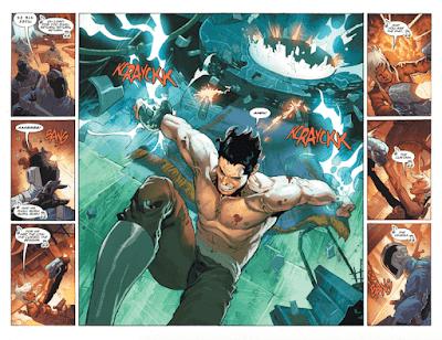 Green Lantern presenta: Omega Men