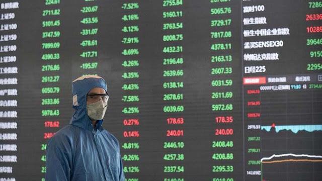 Diisolasi Dunia karena Corona, Ekonomi China Mulai Ambruk