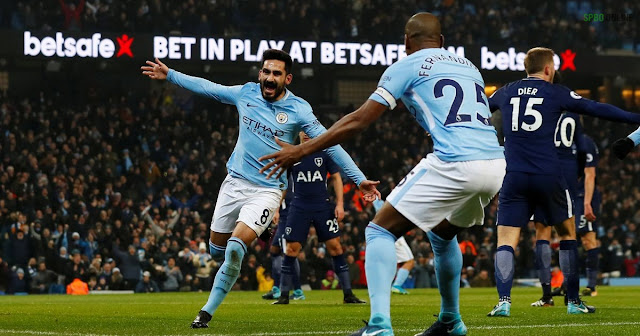 Prediksi Bola Tottenham Hotspur vs Manchester City Liga Inggris