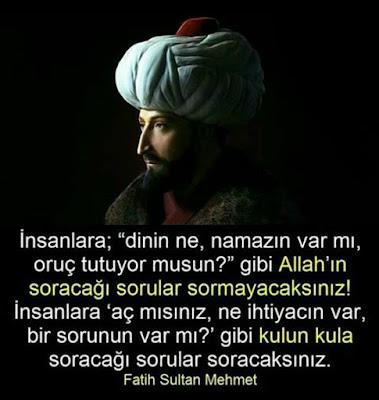fatih, fatih sultan mehmet, sultan mehmet, istanbul fatihi, 1453