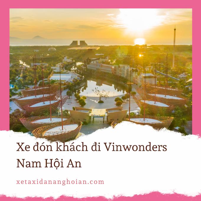 Taxi đi VinWonders Nam Hội An