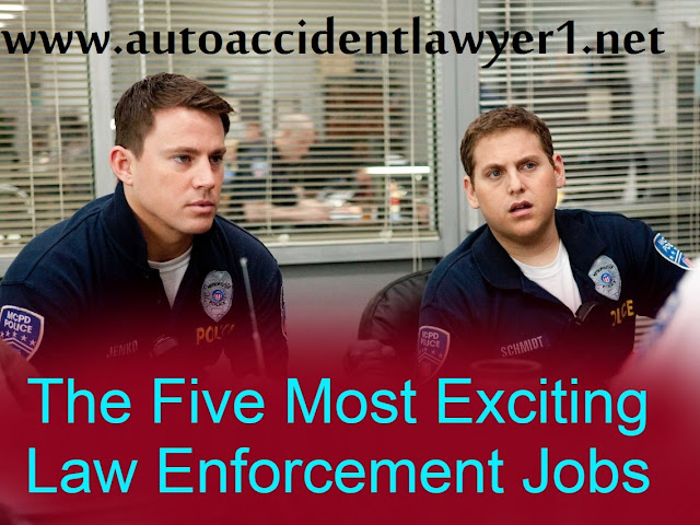 The Five Most Exciting Law Enforcement Jobs