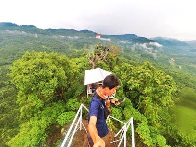 Wisata Alam Bukit Selo Arjuno Limbangan dan Bukit Bligo