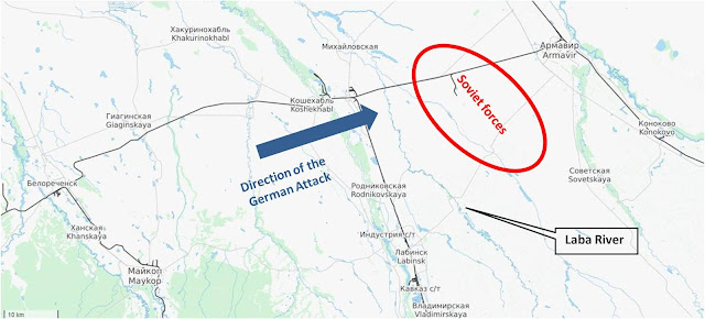 The attack of the 9th Panzer-Company
