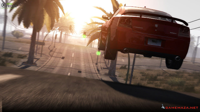 Test Drive Unlimited 2 Gameplay Screenshot 2