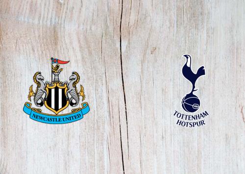 Newcastle United vs Tottenham Hotspur -Highlights 15 July 2020