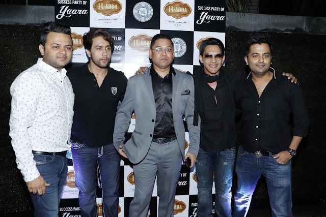 1. Gaurav Parikh, Adhyayan Suman, Nihit Srivastav, KEtul Parikh