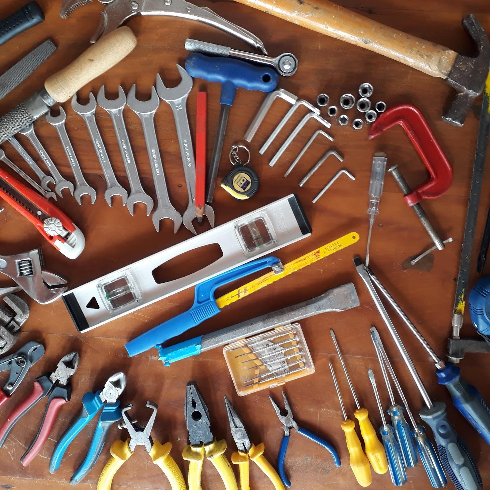 9 Ferramentas para Criar e Decorar a Casa com DIY