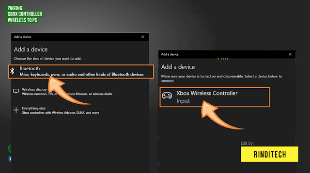 Cara Pairing XBOX Controller ke PC Wireless via Bluetooth