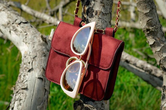 Focus sac et lunettes