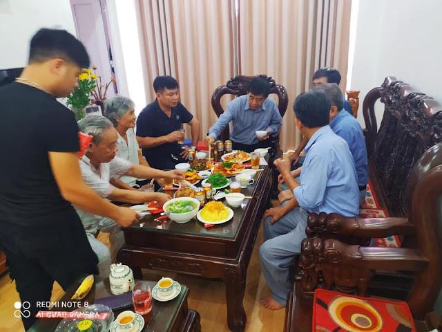 Đặt cỗ tại nhà Nhân Chính- Thanh Xuân