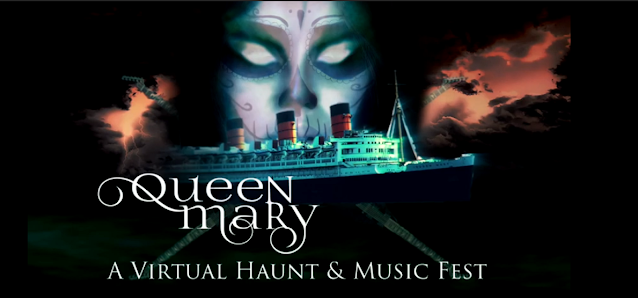 "Stars Of ""Friday the 13th"" & ""Supernatural"" Along With Musical Guests Silversun Pickups, Filter, Beasto Blanco Join The ""Queen Mary Live: A Virtual Haunt & Music Fest"""