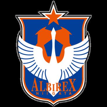 Logo Klub Sepakbola Albirex Niigata PNG